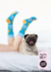 Носки Hapy Socks x AAT Brothers