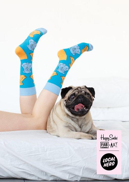 Hapy Socks x AAT Brothers