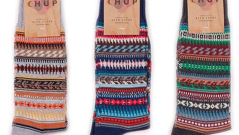 Коллекция носков Chup Vivienda