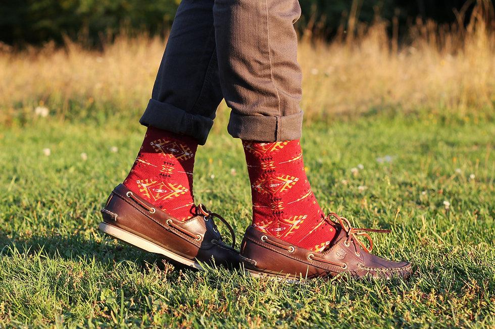 Pendleton Socks at Sock Club Moscow
