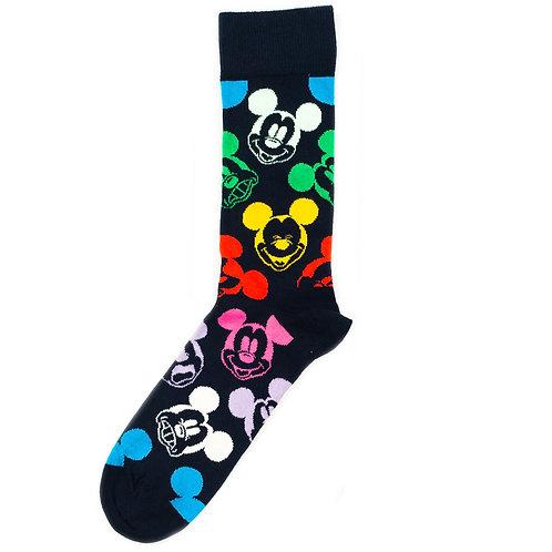 Happy Socks x Disney - Mickey Multicolor