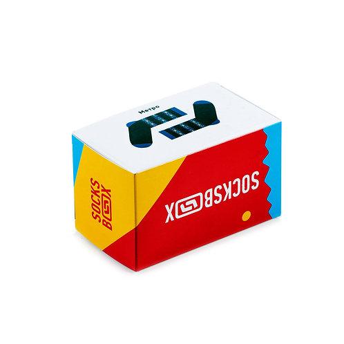 Socks Box - Metro