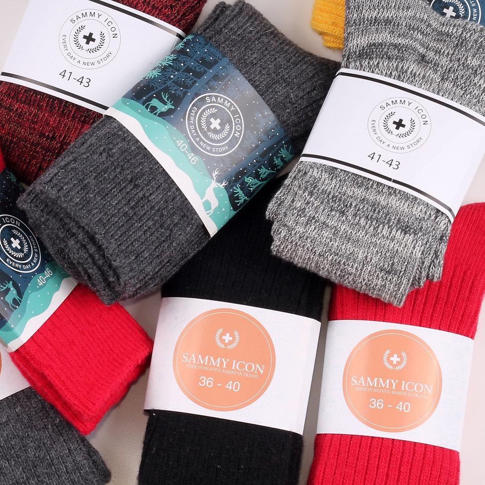 Шерстяные носки Sammy Icon  в интернет магазине носков Sock Club Moscow