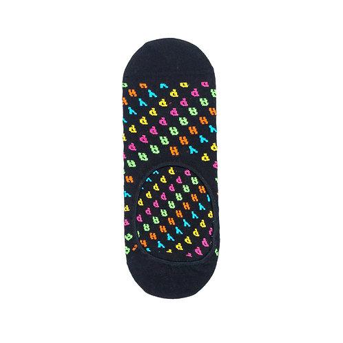 Happy Socks Liner- Happy