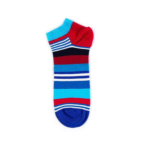 Happy Socks Low - Multi Stripe