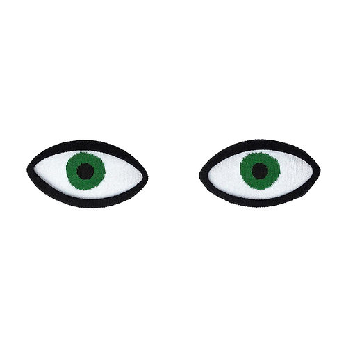 DOIY Eye Green Socks