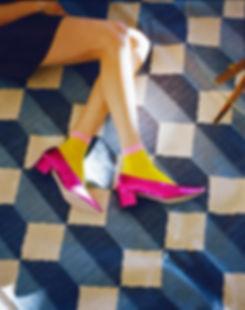 Hysteria - Первый стильный бренд носков для современных девушек