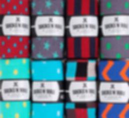 Socks'N'Roll Socks at Sock Club Moscow