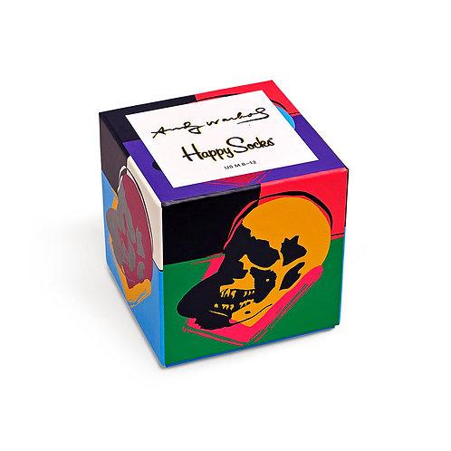 Happy Socks x Andy Warhol - 3 Pair Gift Box