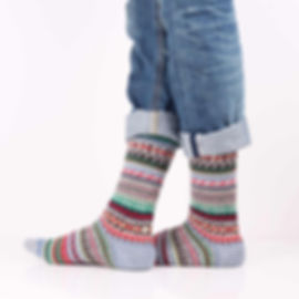 Chup Kevat Green Socks at Sock Club Moscow