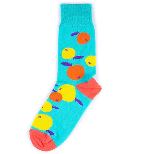 St.Friday Socks - Мандарины на веточках