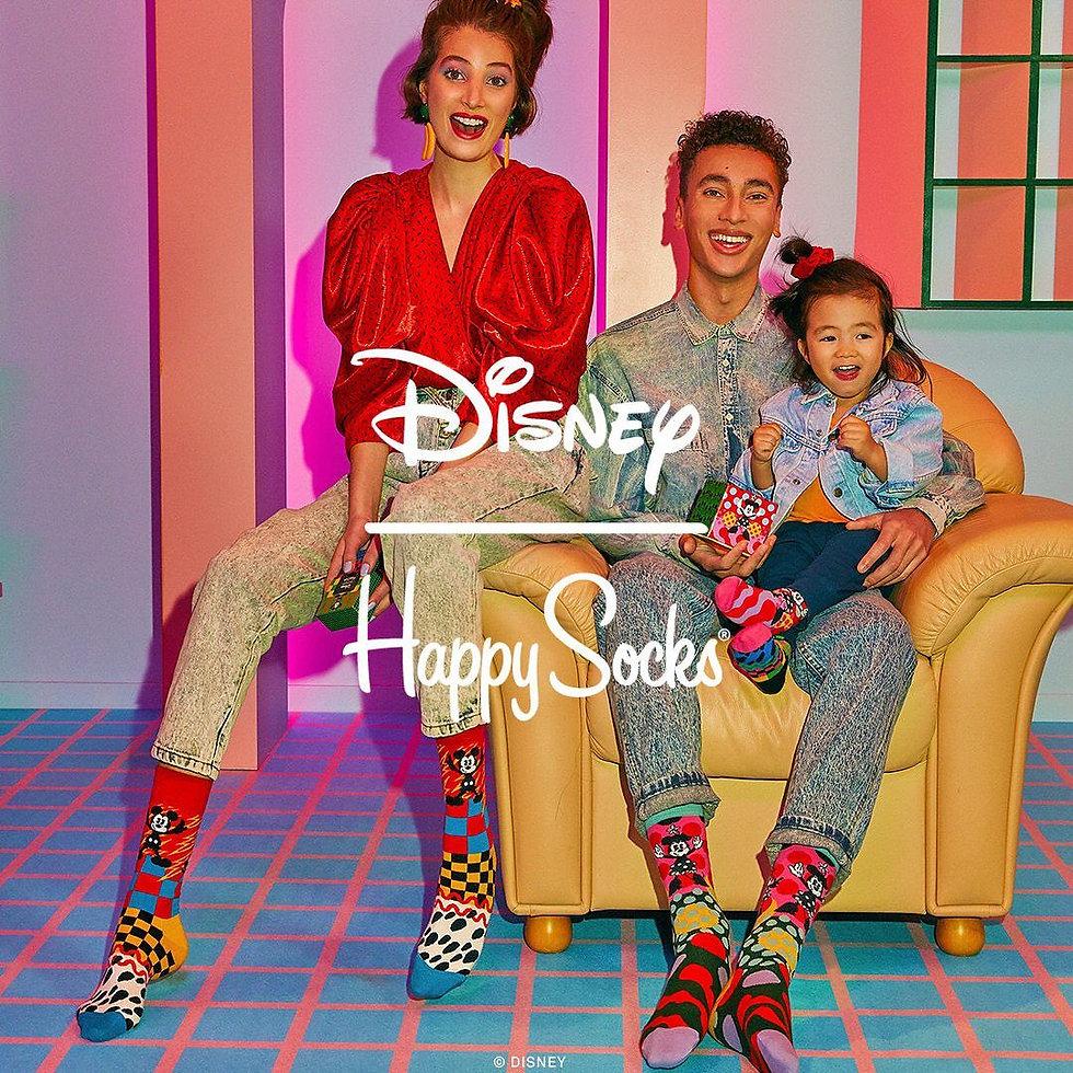 Happy Socks Mickey Mouse