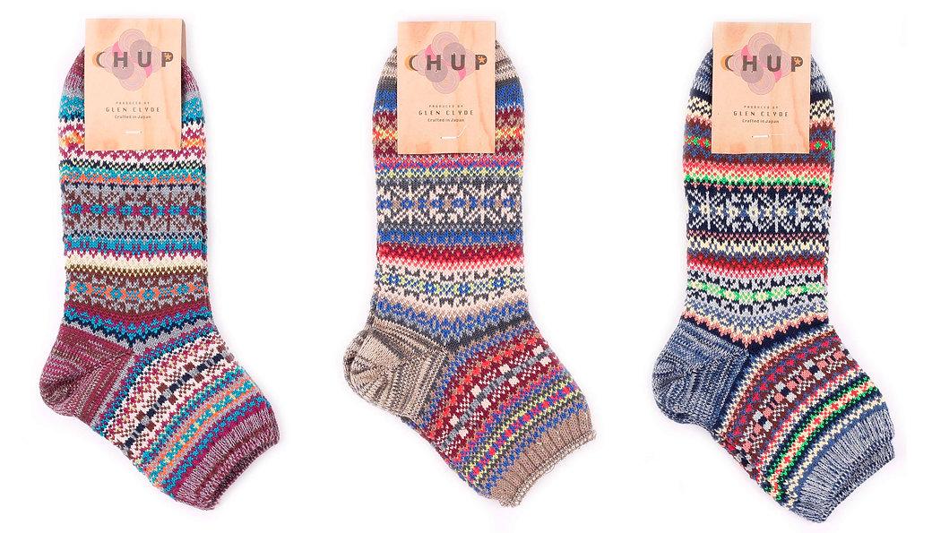 Chup Valborg Socks at Sock Club Moscow