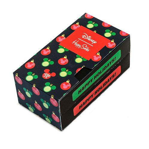 Happy Socks x Disney 4 Pack VHS Cassete Gift Box - Christmas