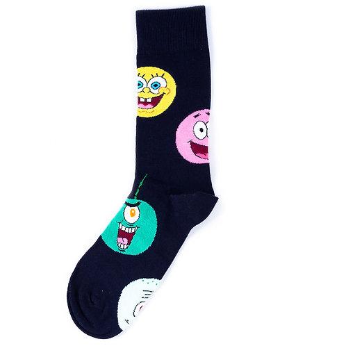 Happy Socks x SpongeBob - Circle Of Friends