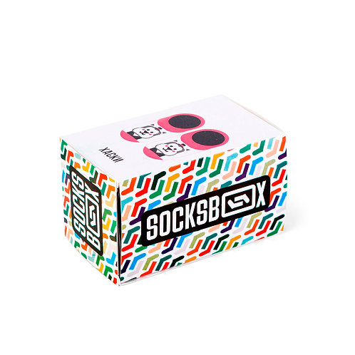 Socks Box - Короткие - Хаски