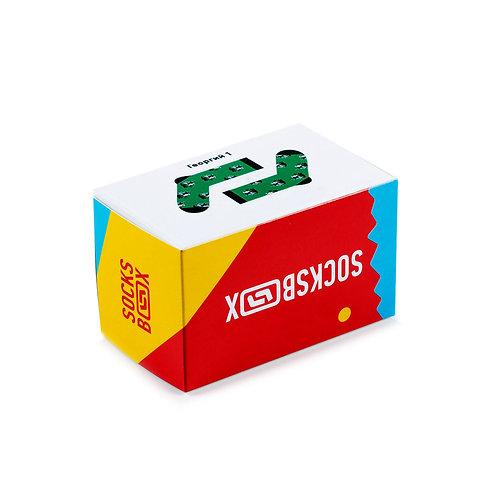 Socks Box - Георгий - Зелёный