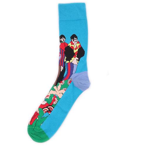 Happy Socks x The Beatles - Pepperland