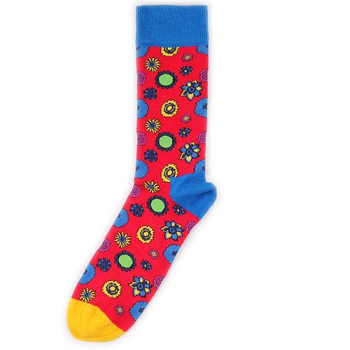 Happy Socks x The Beatles - Flower Power