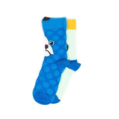Happy Socks Kids - Dog Mismatched