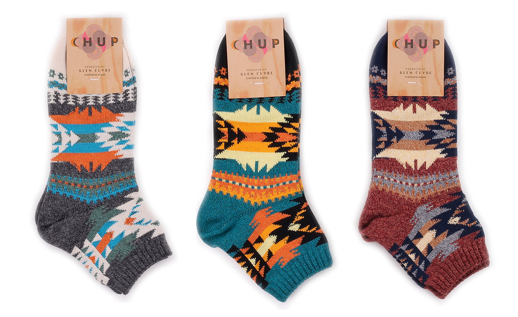 Chup Muir Socks at Sock Club Moscow
