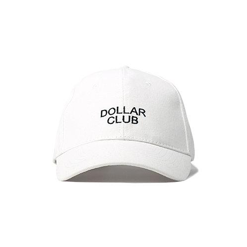 "Louchesaints ""Dollar Club"" Сap - White"