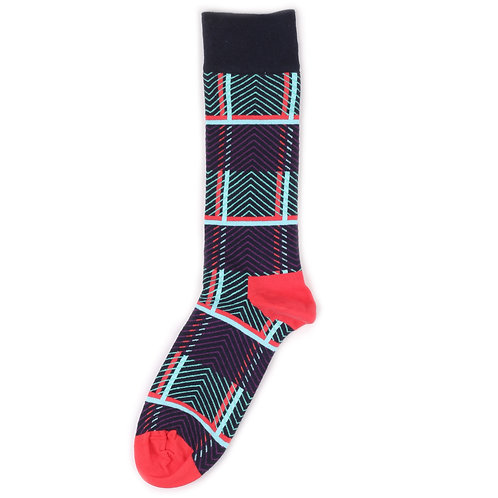 Happy Socks x Iris Apfel - Square