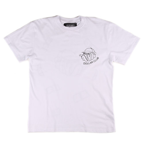 "Louchesaints ""Dollar Club - Bulldog"" T-Shirt"