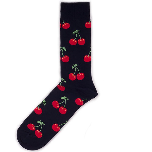 Happy Socks Cherry - Red