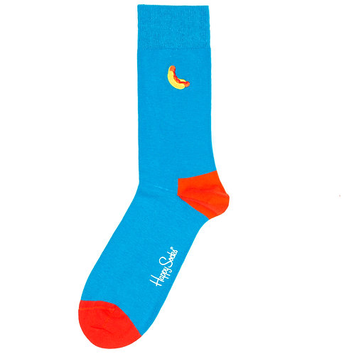 Happy Socks - Embroidery - Hot Dog