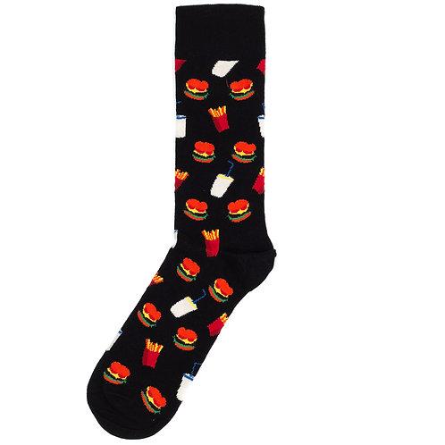 Happy Socks - Hamburger Sock