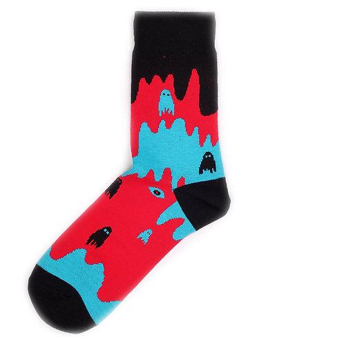 Lava Socks Iceland Series - Ghost