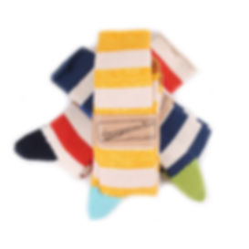 Anonymous Ism Multicolor Stripe Socks