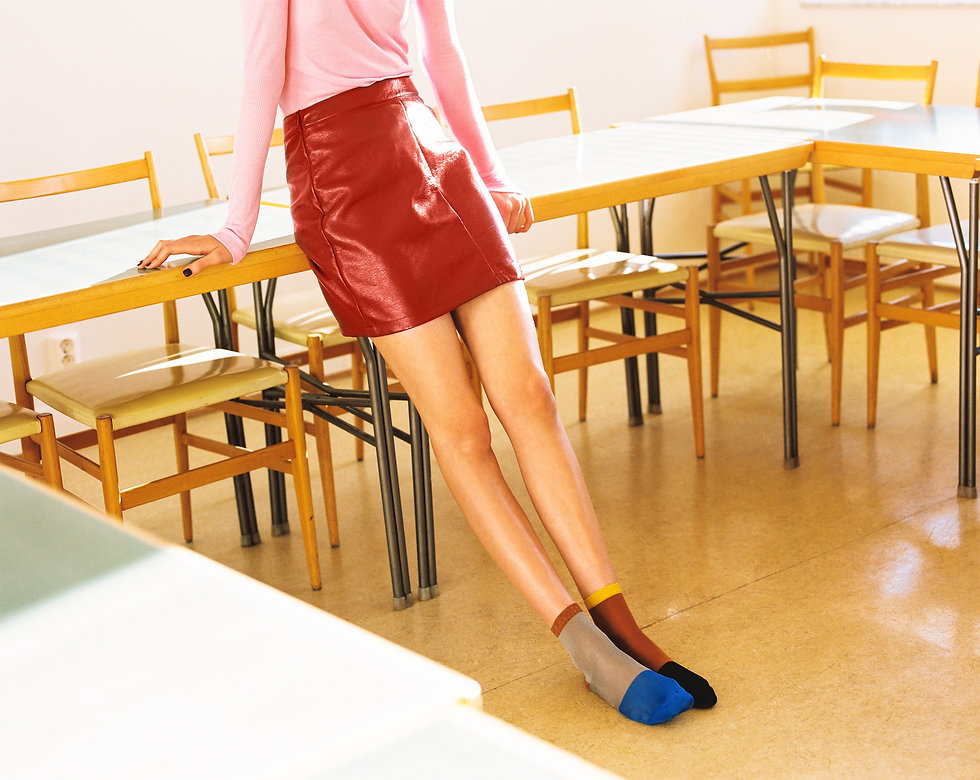 Hysteria first sock brand fo women