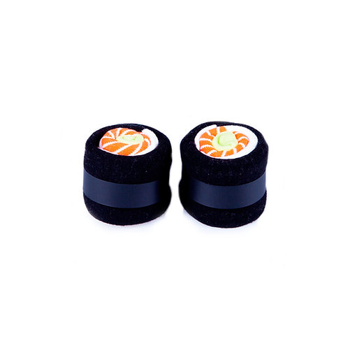 DOIY Maki Salmon Roll Socks