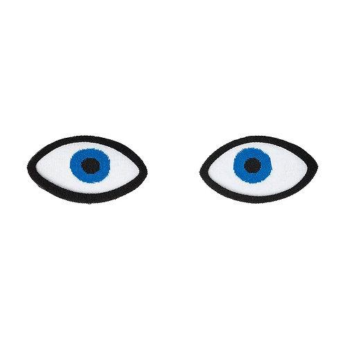 DOIY Eye Blue Socks