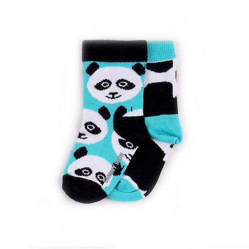 Sammy Icon Kids - Mismatched - Panda