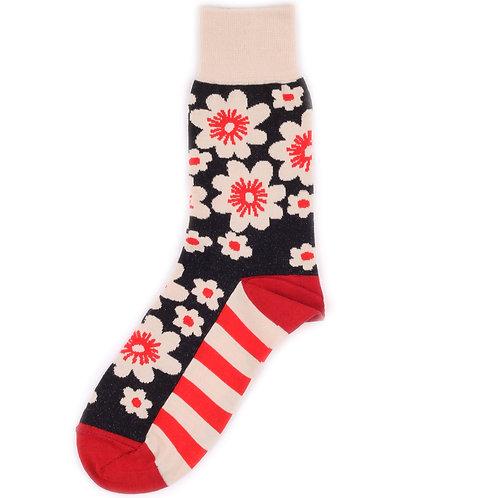 St.Friday Socks - Flowerheart
