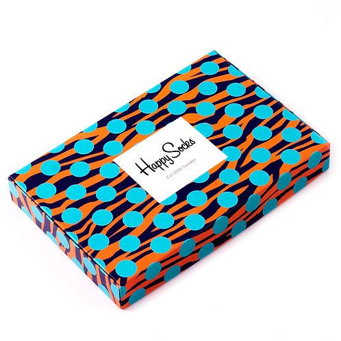 Happy Socks Набор из 4-х пар носков - Illusion Dots