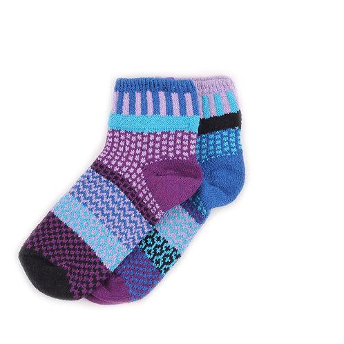 Solmate Socks - Violet