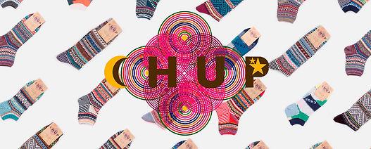 Весенне-летняя коллекция носков линейки CHUP от японской носочной компании Glen Clyde