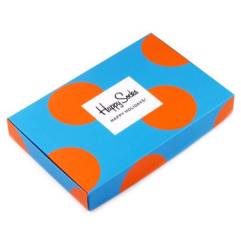Happy Socks 4 Pair Pack - Big Dots