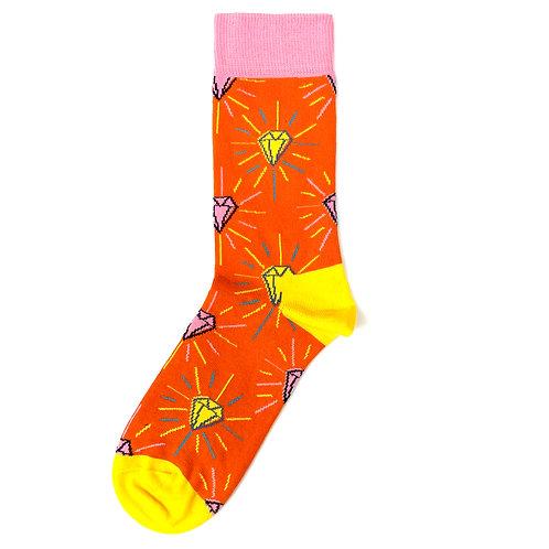 Happy Socks x Pink Panther - Pink Plunk Plink