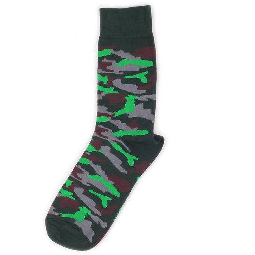 St.Friday Socks - Army Green