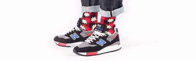 Носки Democratique Socks x Mark McNairy