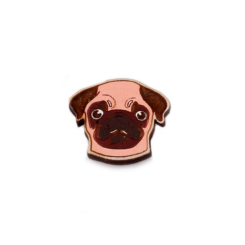 SUPER STUFF - Pin - French Dog