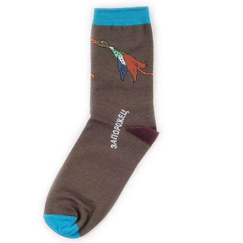 Запорожец носочки - Утка