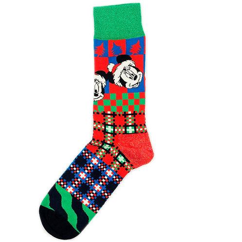 Happy Socks x Disney - Christmas Mickey