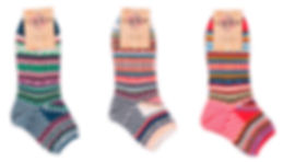 Chup Kihnu Socks at Sock Club Moscow