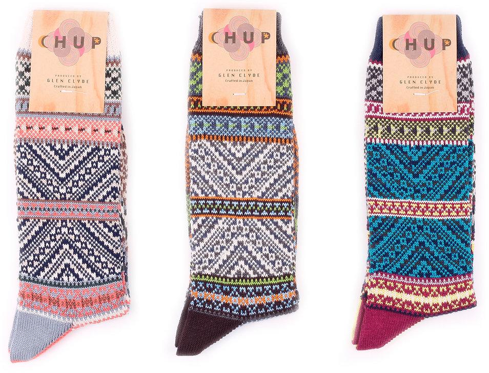 Chup Mits Socks at Sock Club Moscow